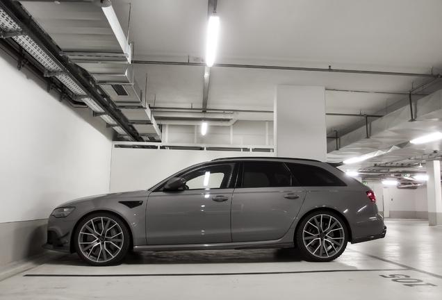 Audi ABT RS6 Avant C7 2015