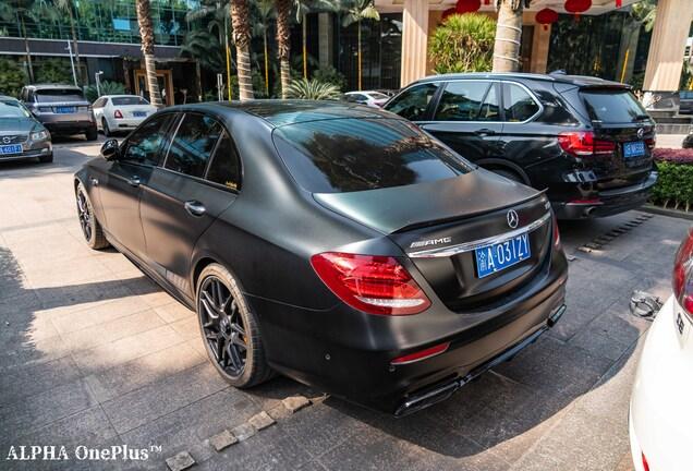 Mercedes-AMG E 63 S W213 Edition 1