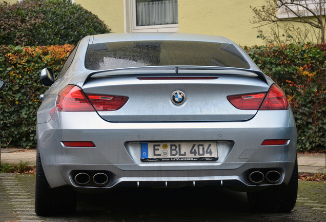 Alpina B6 BiTurbo Coupé 2015