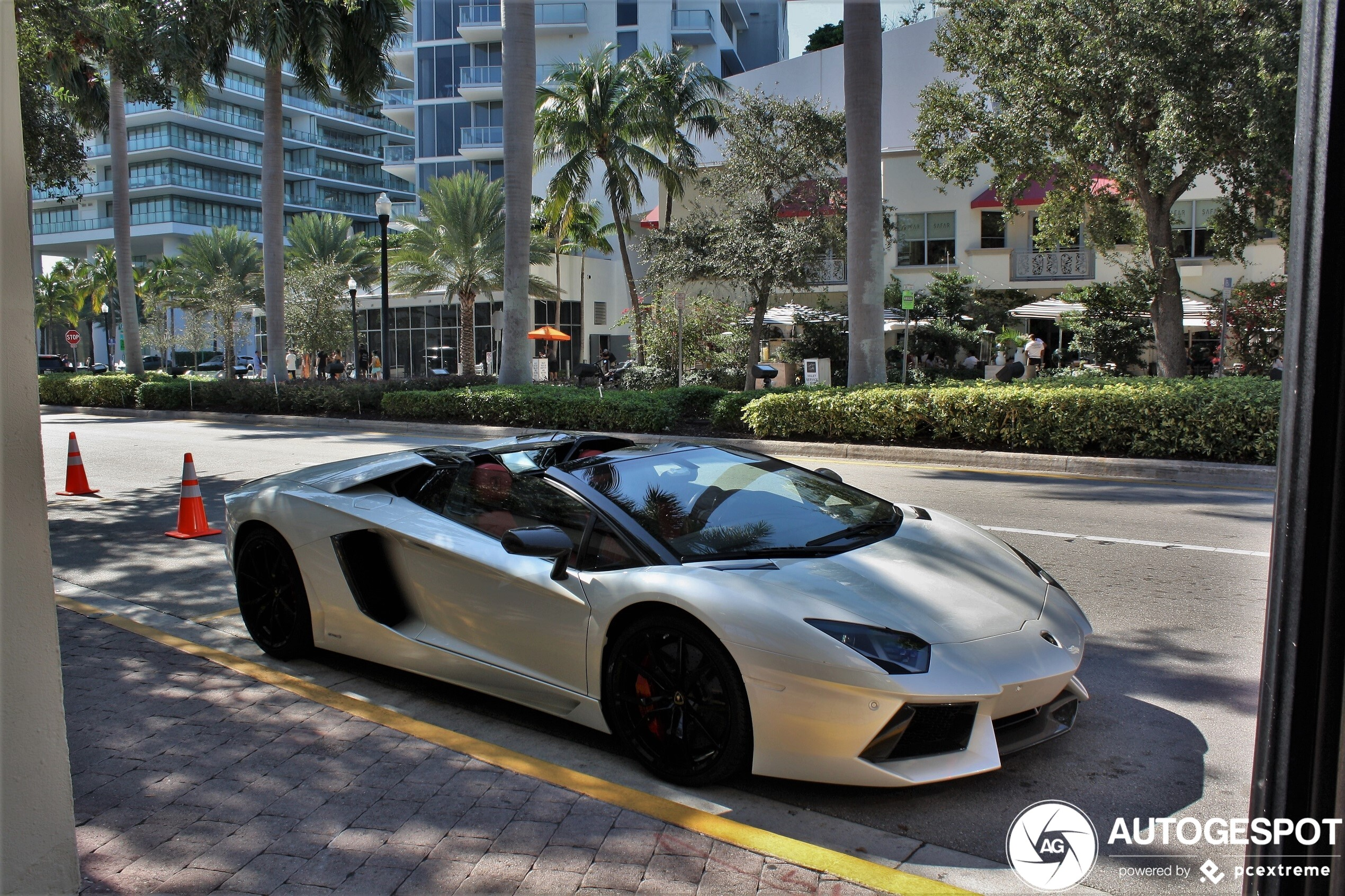 Spot of the day USA: Lamborghini Aventador by Horse-power