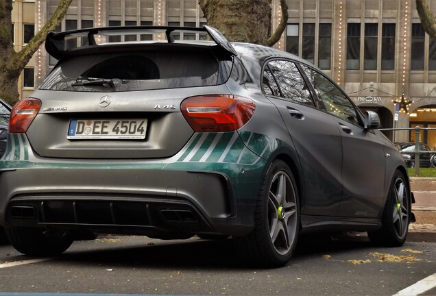 Mercedes-AMG A 45 W176 Petronas 2015 World Champions Edition