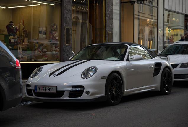 Porsche 9ff 997 Turbo Cabriolet MkII