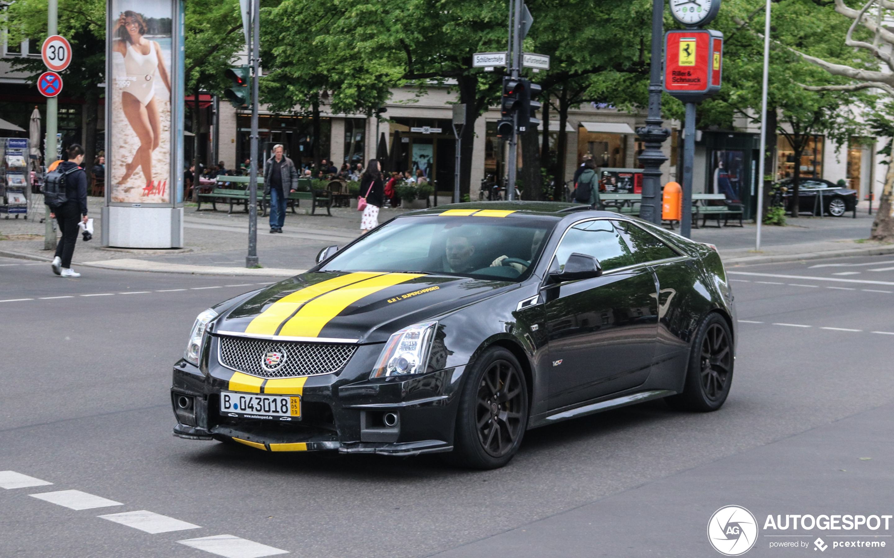 2020 Cadillac Cts V Coupe Picture