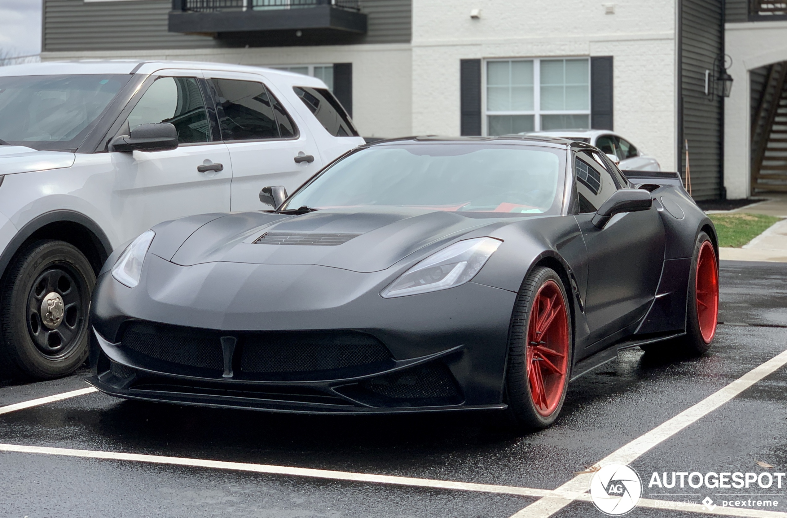 Spot of the day USA: Corvette C7 by TYI