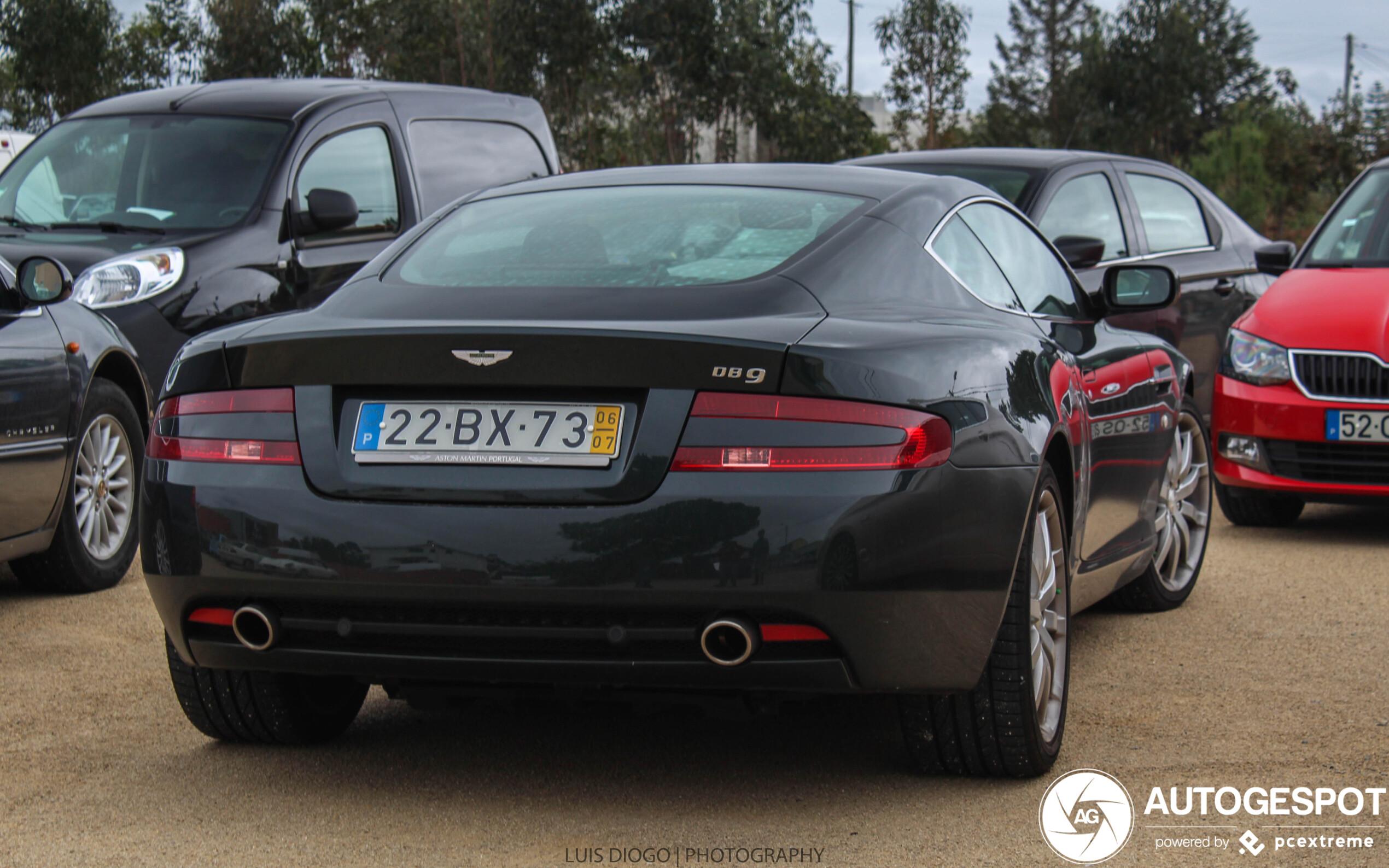 Aston Martin DB9 - 24 March 2020 - Autogespot