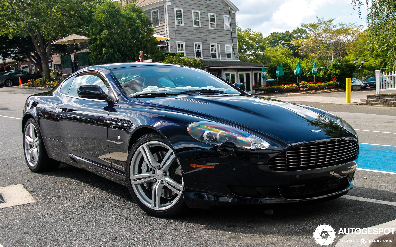 2020 Aston Martin DB9 Ratings