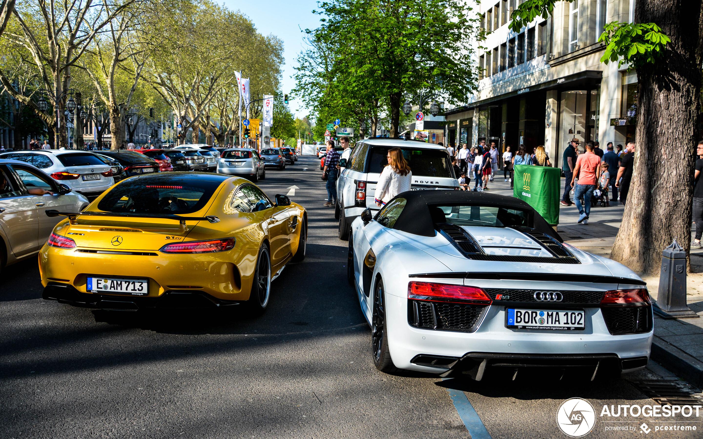 Audi R8 V10 Plus Spyder 2017 24 March 2020 Autogespot
