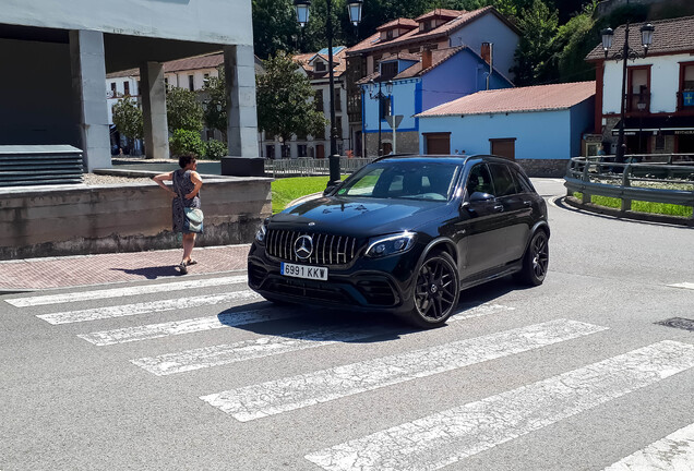 Mercedes-AMG GLC 63 X253 2018 Edition 1