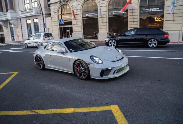 Porsche 991 GT3 MKII
