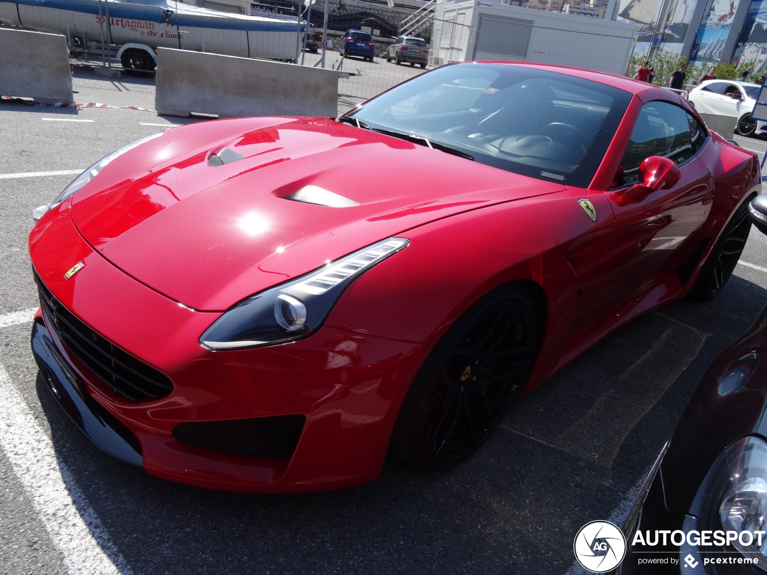 Ferrari California T Novitec Rosso N-Largo - 25 March 2020 ...