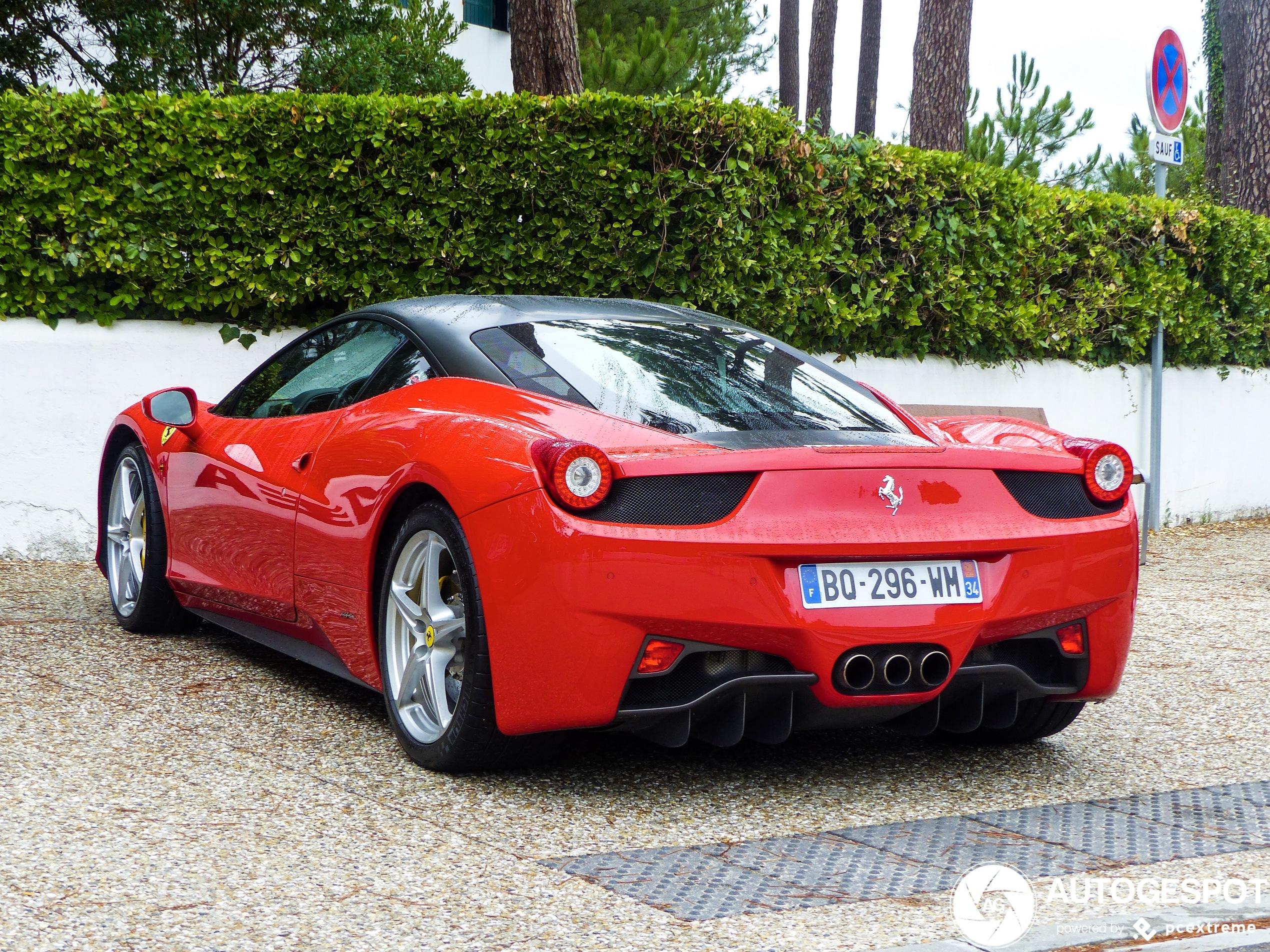 Ferrari 458 Italia 26 M Rz 2020 Autogespot