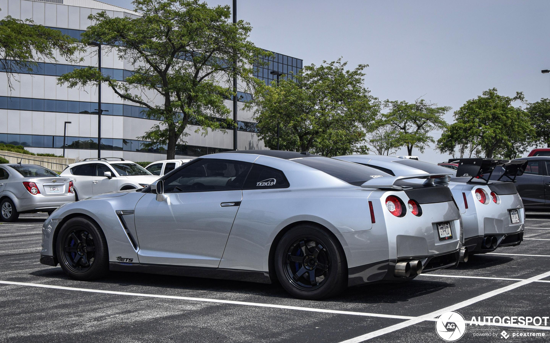 Nissan GT-R 2011 ETS 1250R