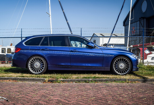 Alpina D3 Bi-turbo Touring 2013