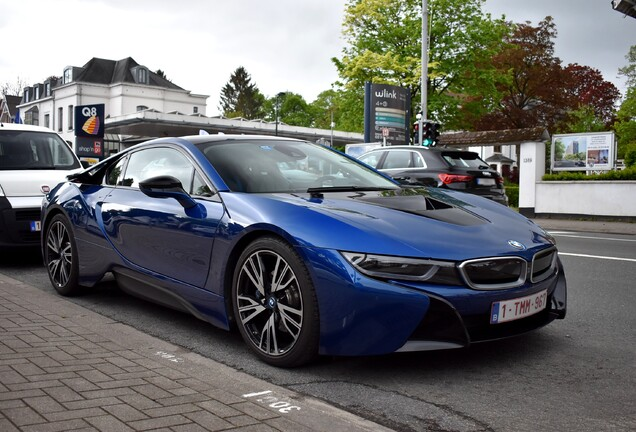 BMW i8 Myth Edition