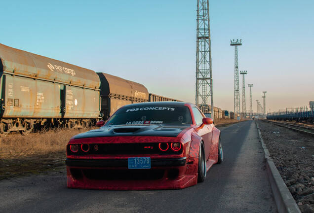 Dodge Challenger SRT Hellcat Clinched Widebody
