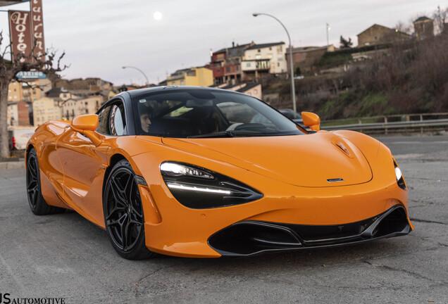 McLaren 720S MSO Spa 68