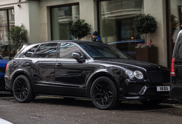Bentley Bentayga Urban Automotive