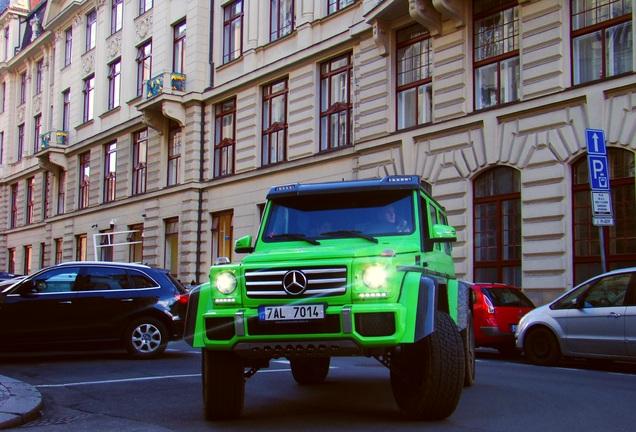 Mercedes-BenzG 500 4X4²