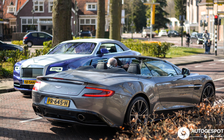 Aston Martin Vanquish Volante 28 M Rz 2020 Autogespot
