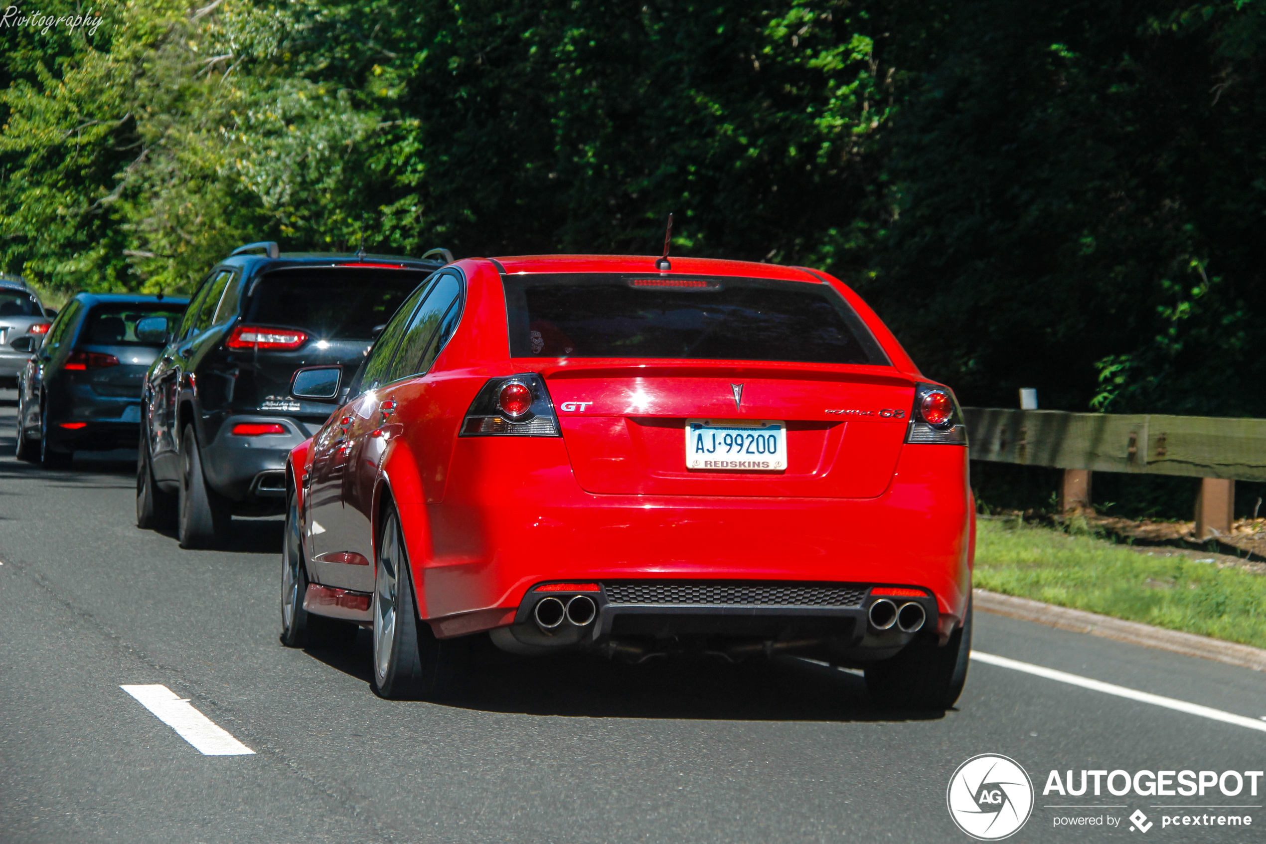 Pontiac G8 GT - 28 March 2020 - Autogespot