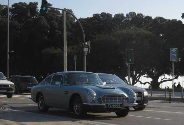 Aston Martin DB6 MKI