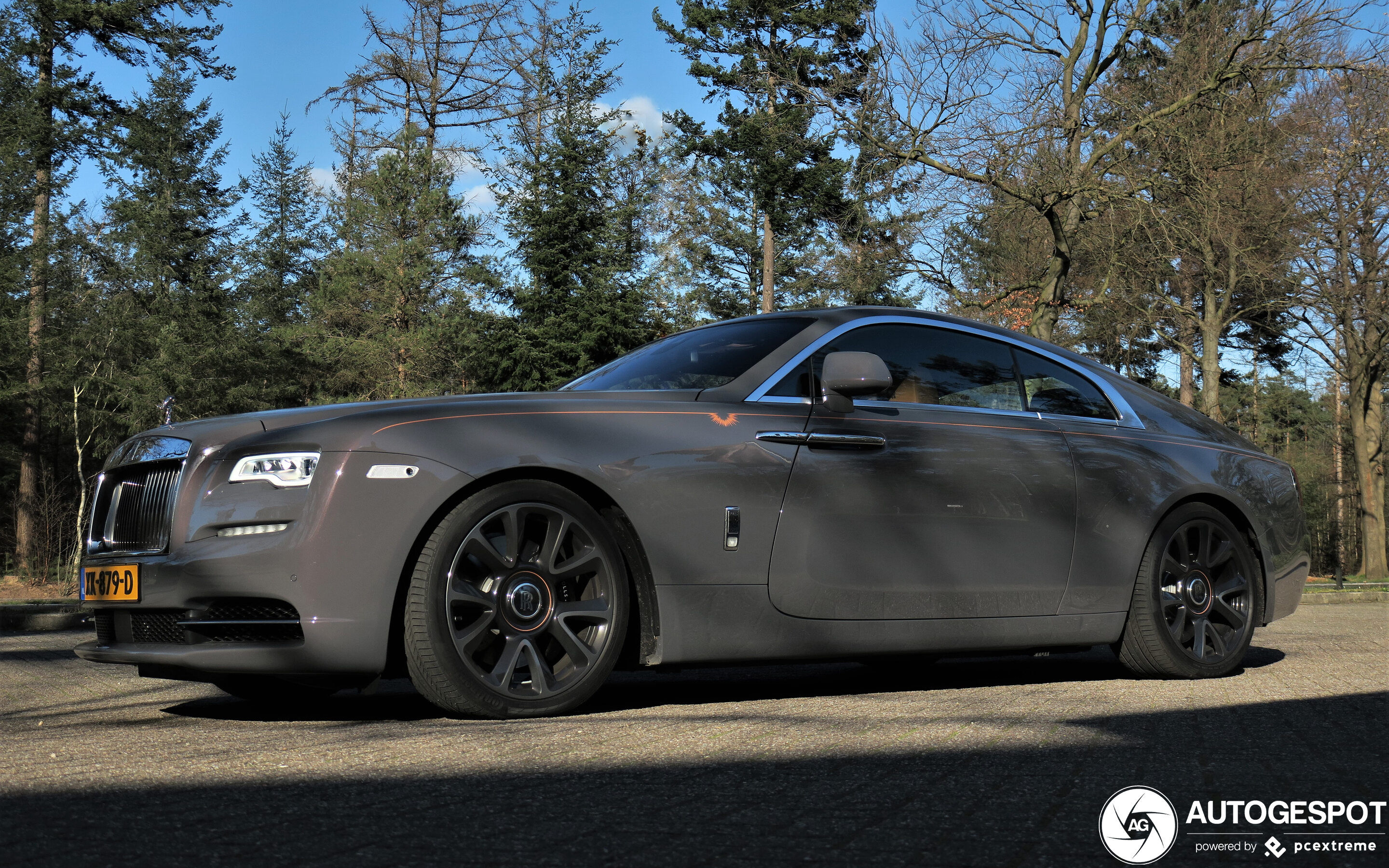 Rolls-Royce Wraith Series II Luminary Collection