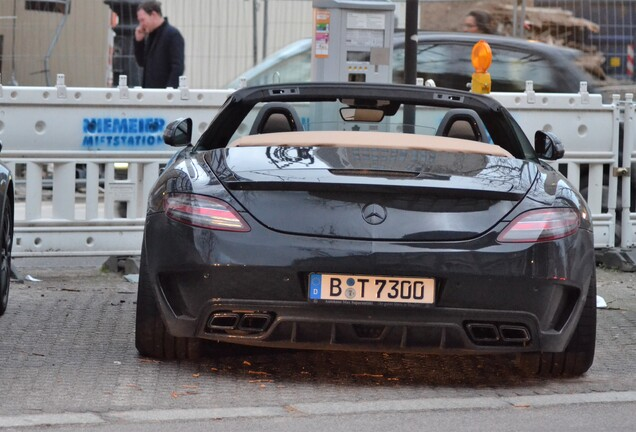 Mercedes-Benz MEC Design SLS AMG Roadster