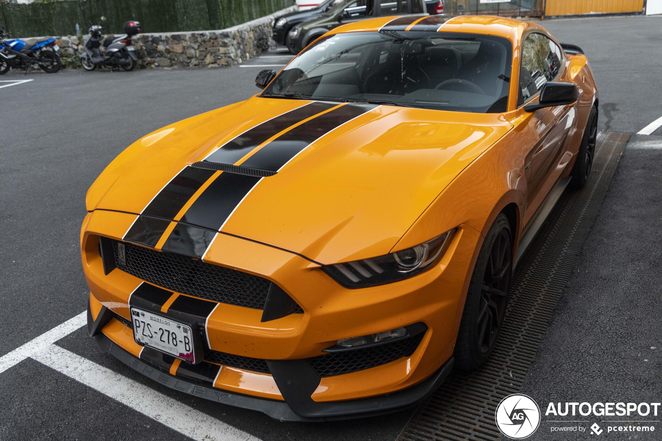 2020 Gt Mustang Weight