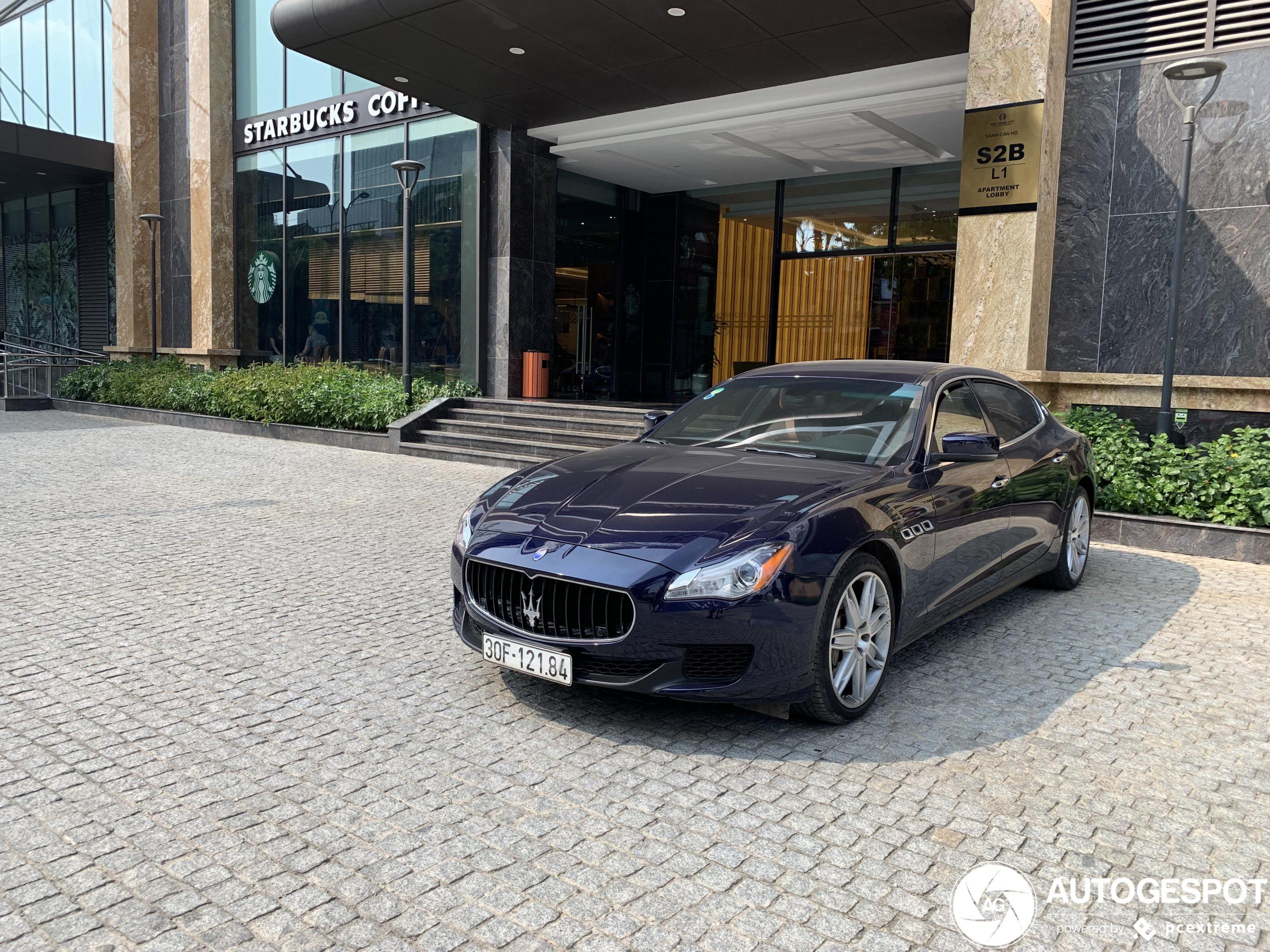 Maserati Quattroporte Diesel 2017 - 31 maart 2020 - Autogespot