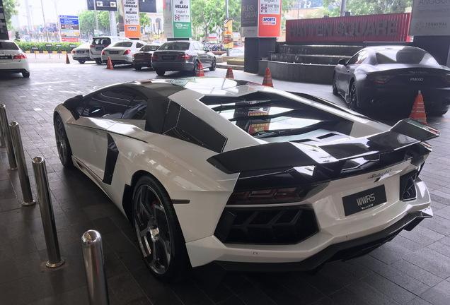 LamborghiniMansory Aventador LP700-4