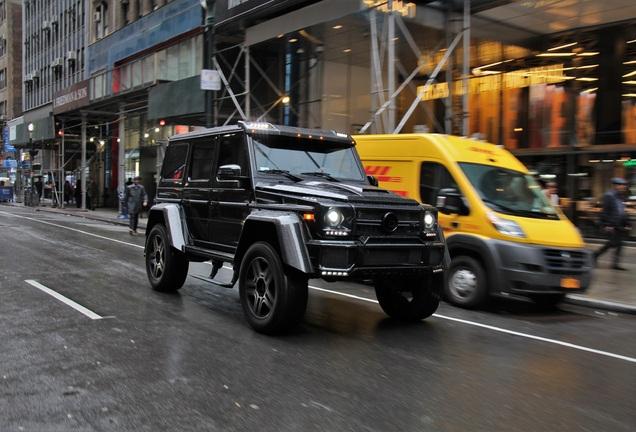 Mercedes-Benz Brabus G 550 4X4²