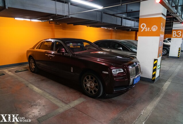 Rolls-Royce Ghost EWB Series II