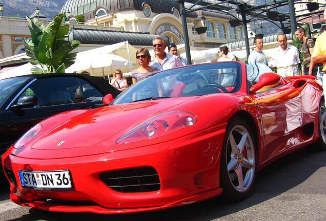 Ferrari 360 Spider Hamann