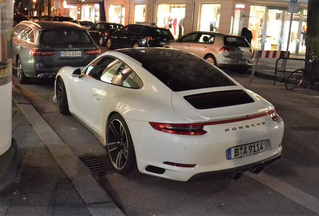 Porsche 991 Carrera 4S MkII Moshammer