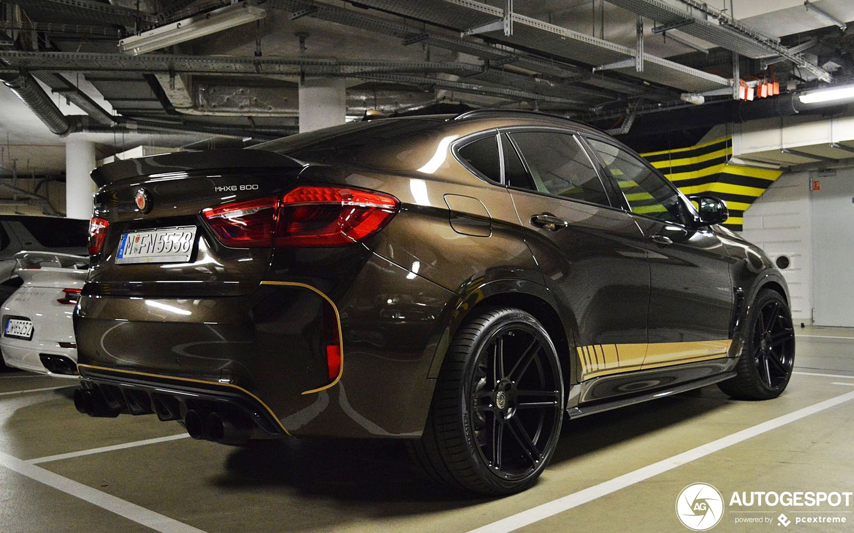 BMW Manhart Performance MHX6-800
