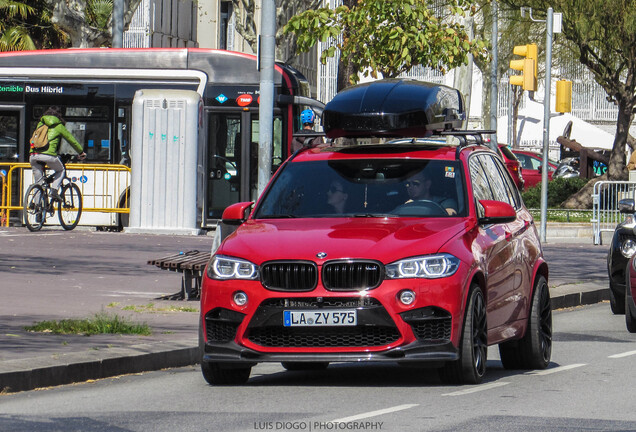 BMW X5 M F85 3D Design
