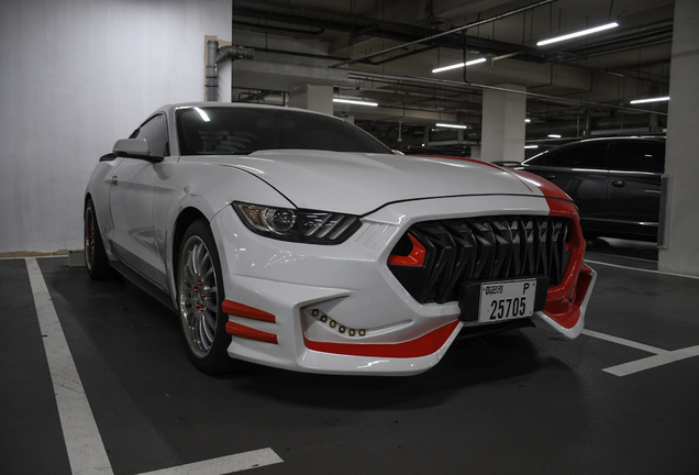 Ford Mustang GT 2015 Limgene