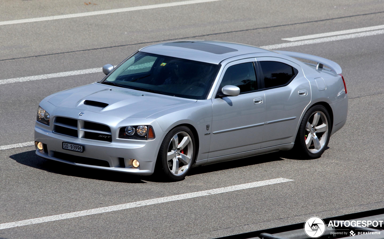 2020 Dodge Charger Srt 8 Images
