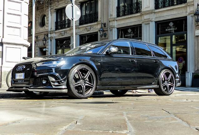 Audi ABT RS6-R Avant C7 2015 Edizione Italiana