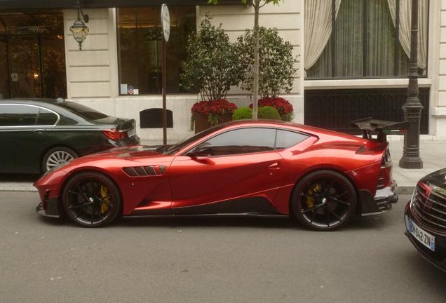 Ferrari812 Superfast Mansory Stallone