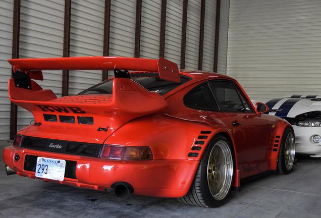 PorscheRauh-Welt Begriff 964 Turbo