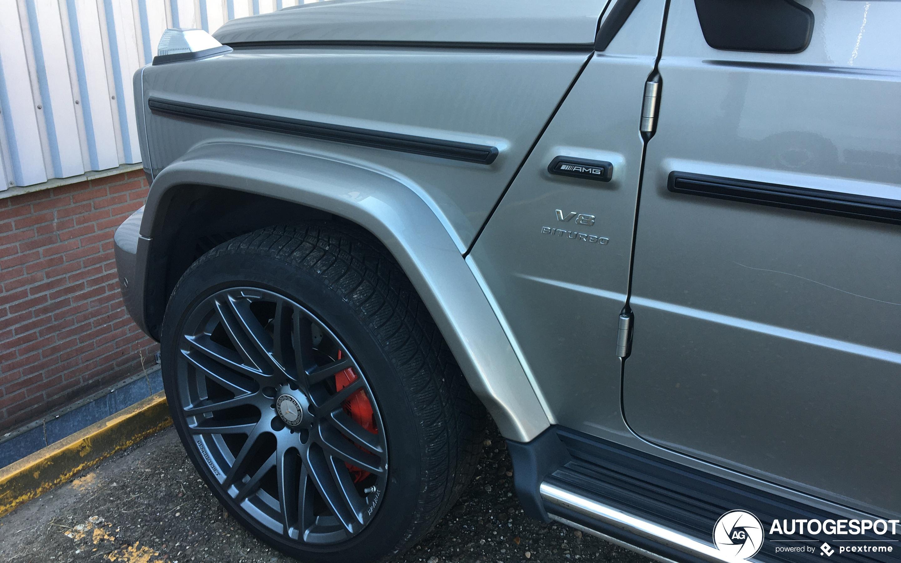 Mercedes-AMG G 63 W463 2018