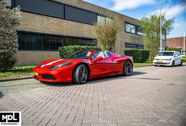 Ferrari458 Speciale A