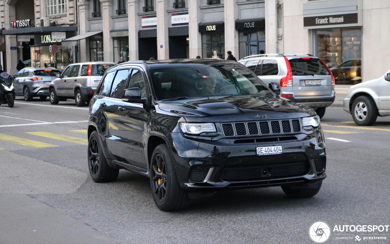 Jeep Grand Cherokee Trackhawk - 7 April 2020 - Autogespot