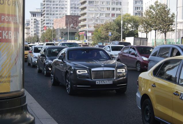 Rolls-RoyceWraith Series II