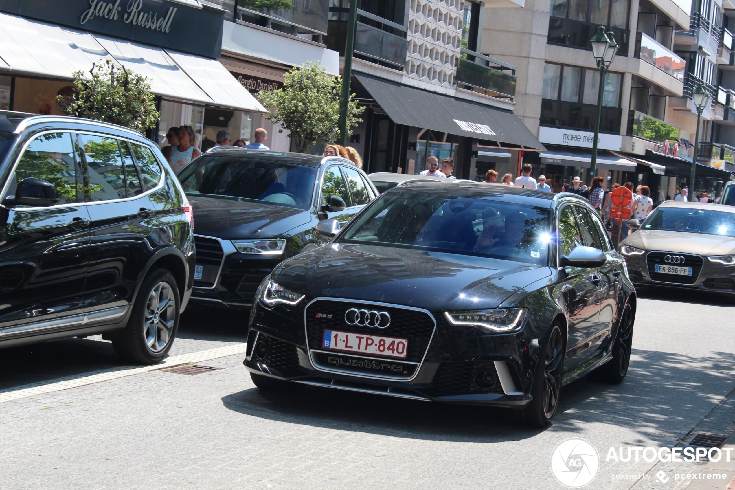 Audi RS6 Avant C7 - 8 april 2020 - Autogespot