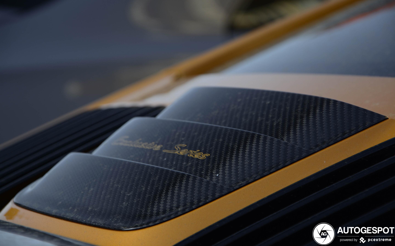 Porsche 991 Turbo S MkII Exclusive Series