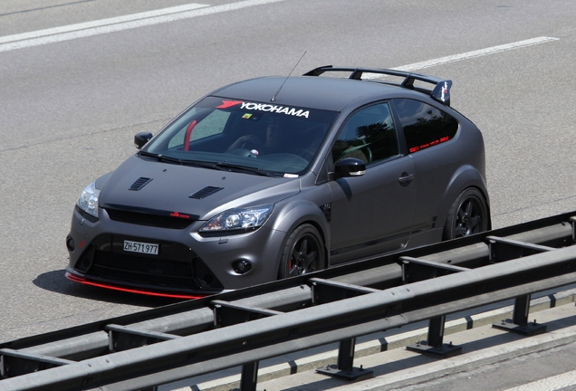 Ford Focus RS 2009 SCC Performance