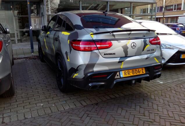 Mercedes-AMG Brabus GLE Coupé B 63S-850