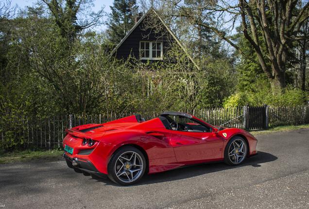 FerrariF8 Spider